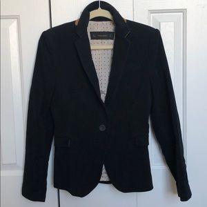 Zara basic jacket!